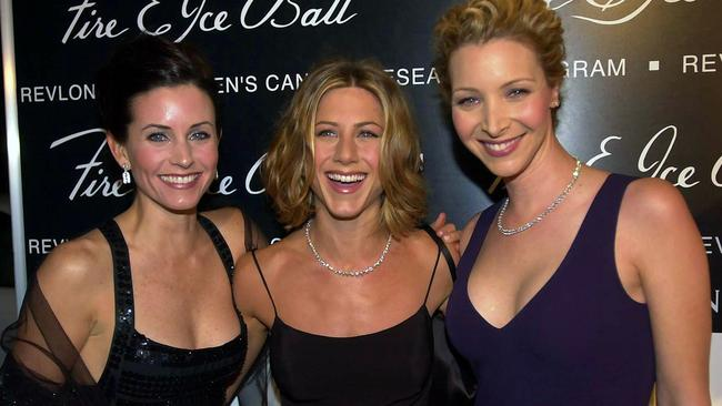 Reserve, neither Kudrow lisa courteney cox jennifer aniston friends
