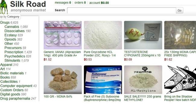 Perhaps the most famous site on the dark web was the first Silk Road.