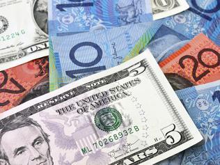 USA and Australian Dollar