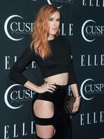 Rumer Willis wears Franziska Fox at ELLE's 5th Annual Women In Music Concert Celebration. Picture: Getty