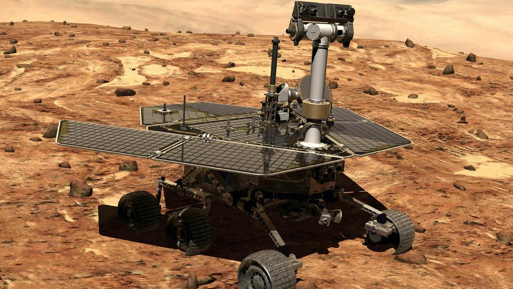 what makes the mars rover and explorer - photo #11