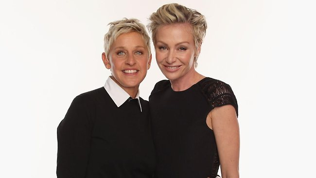 Ellen DeGeneres and Geelong-born wife Portia de Rossi are heading to Australia.