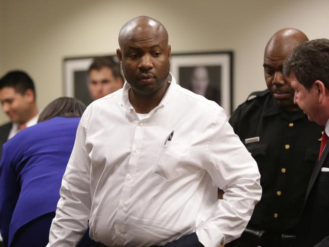 Accused ... truck driver Kevin Roper is charged with death by auto. Picture: AP Photo/The Star-Ledger