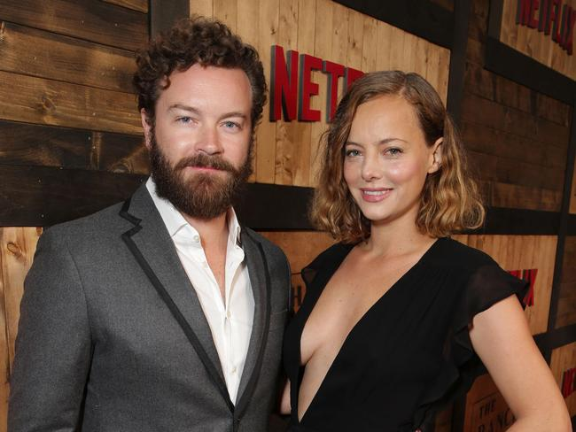 actor danny masterson has been accused by an exgirlfriend