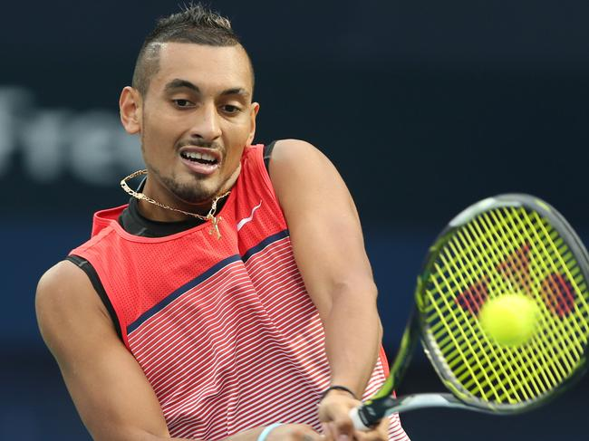 Kyrgios cops tough Wimbledon draw