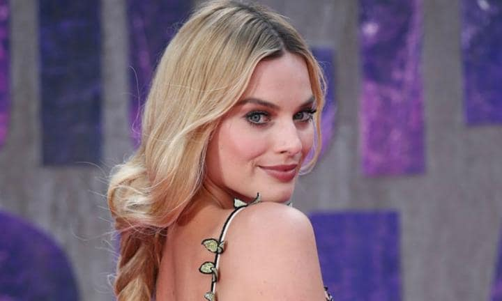 The nipple cream Margot Robbie swears by … but not for her boobs
