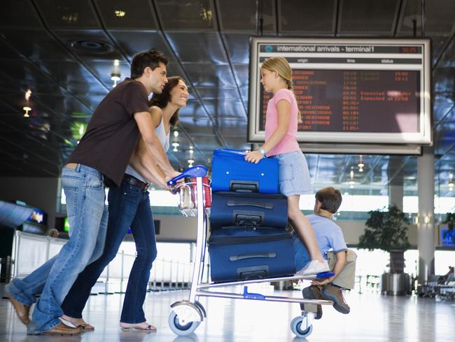 A family of four could save a lot of money on their travel insurance by shopping around.