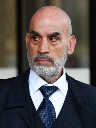 Mamdouh Elomar 'disowned' his son Mohamed. Picture: Keri Megelus.