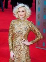 British TV Presenter Fearne Cotton attends the EE British Academy Film Awards 2014 at The Royal Opera House on February 16, 2014 in London, England. Picture: Getty