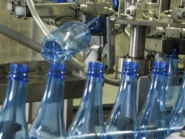 Globally, we're buying one million plastic bottles a minute — a figure that's rising rapidly.