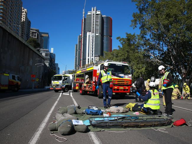 Disaster date in Sydney