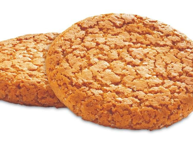 Ginger Nuts are mixed bags all round.