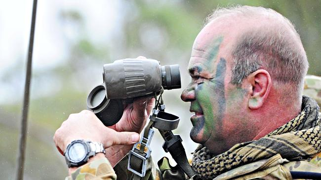 ISIS: The Australian General fighting on the war on terror's new ...
