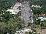 Cooktown prepares for Cyclone Ita.