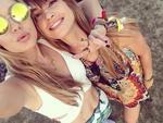 COACHELLA 2014: Girlfriend to Cody Simpson, model Gigi Hadid. Picture: Instagram