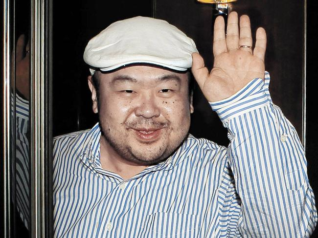 Kim Jong-nam was the eldest son of Kim Jong Il and spent years in exile, gambling and drinking and arranging the occasional business deal as he travelled across Asia and Europe. Picture: Shin In-shop/JoongAng Ilbo via AP