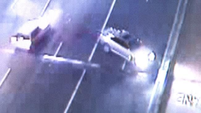 CCTV footage of the vehicles police believe were involved in the fatal shooting of Gary Allibon.