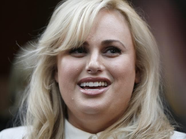 Rebel Wilson has scored $4.5 million in damages from Bauer Media. Picture: Darrian Traynor/Getty Images