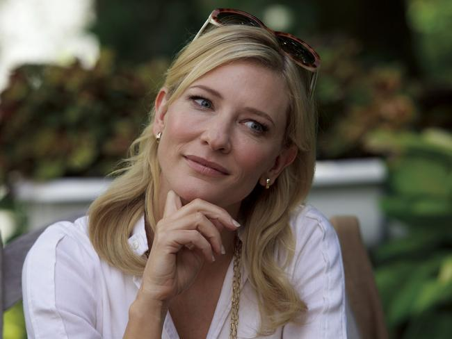 Cate Blanchett should definitely put her Blue Jasmine Oscar on that CV.