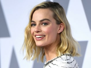 Margot says Harry can take a joke: Photo: AFP
