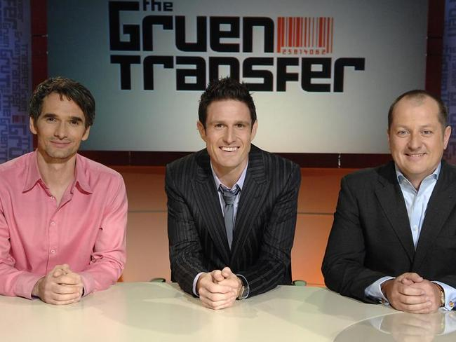 Viewers will miss out on Gruen Transfer this year.