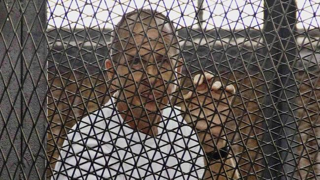 Lawyers for Peter Greste and two Al Jazeera colleagues have filed appeals against their convictions in Egypt.