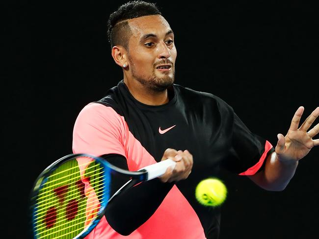 Kyrgios is smarter than we realise.