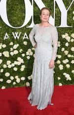 Jennifer Ehle attends the 2017 Tony Awards - Red Carpet at Radio City Music Hall on June 11, 2017 in New York City. Picture: AFP PHOTO / ANGELA WEISS