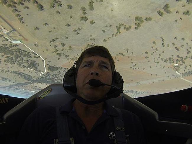 Loss of waterbomber pilot a 'tragedy'