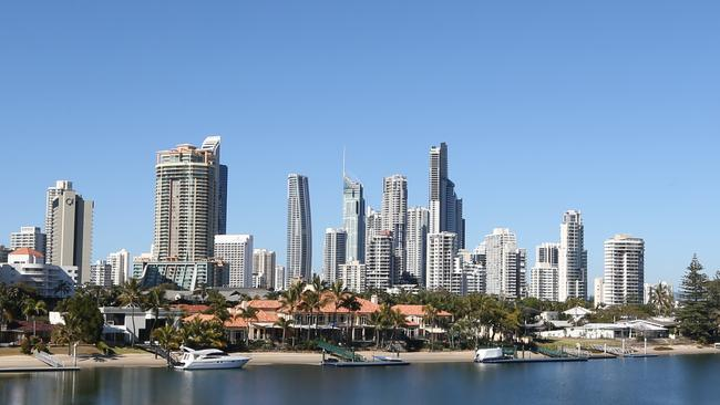 Unit sizes could decrease dramatically on the Gold Coast.