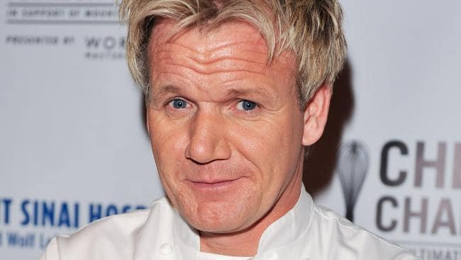 Ramsay: 'Eating in front of TV is gross'