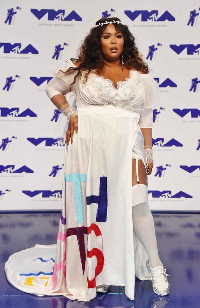 Lizzo. (Photo by Frazer Harrison/Getty Images)