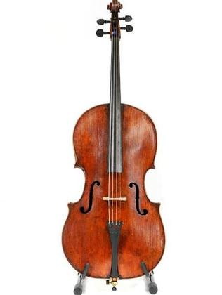 Ophelie Gaillard's cello was made in 1737 and is valued at $1.5 million.