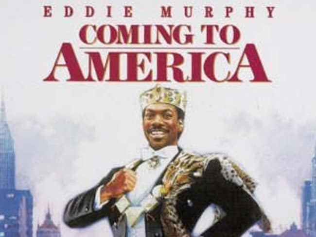 Eddie Murphy and Simba are basically brothers.