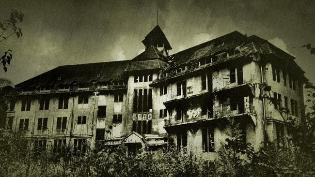 Haunted Hotel Rooms That Are Out Of Your Worst Nightmare
