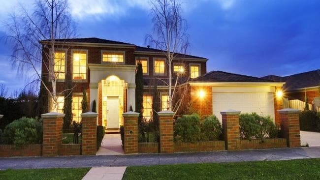 Another big price tag was on 2 Aliki Rd, Wantirna South, which sold for $1.082 million.