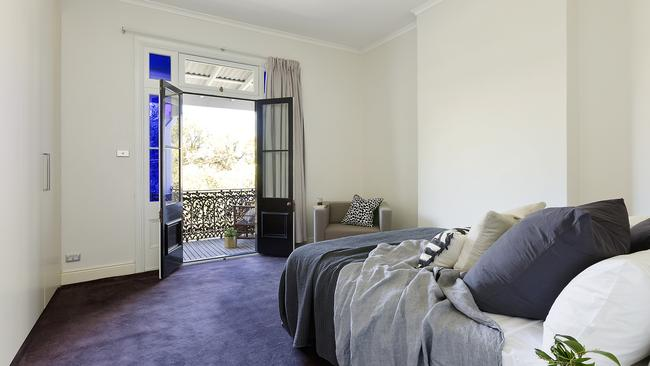 Relax and unwind in the spacious bedrooms.