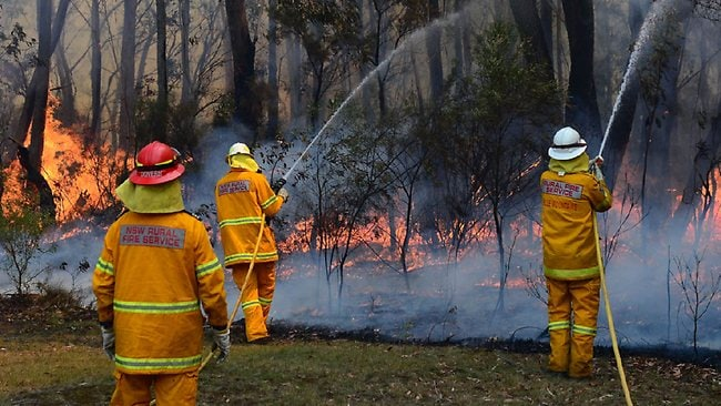 nsw fires - photo #45