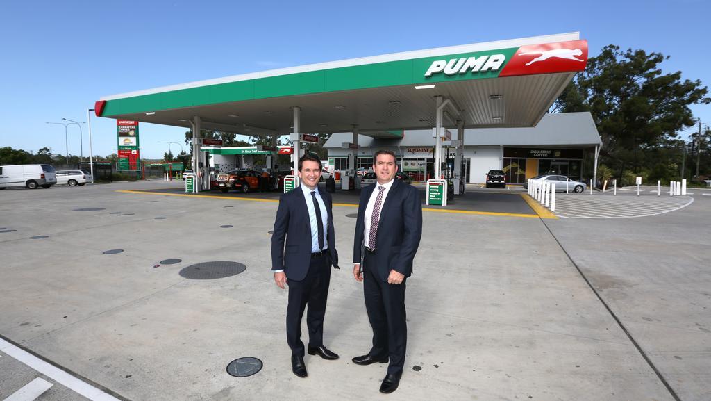 puma fuel stations queensland
