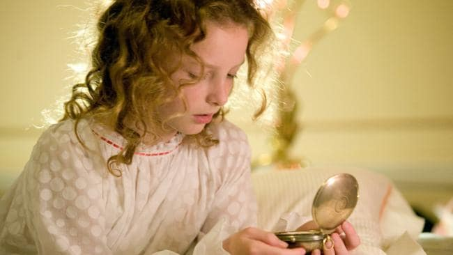 When will Hollywood learn not to write the good stuff out of book adaptations? Dakota Blue Richards in The Golden Compass.