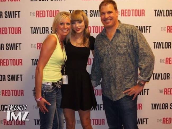 The photo Taylor Swift used as evidence.