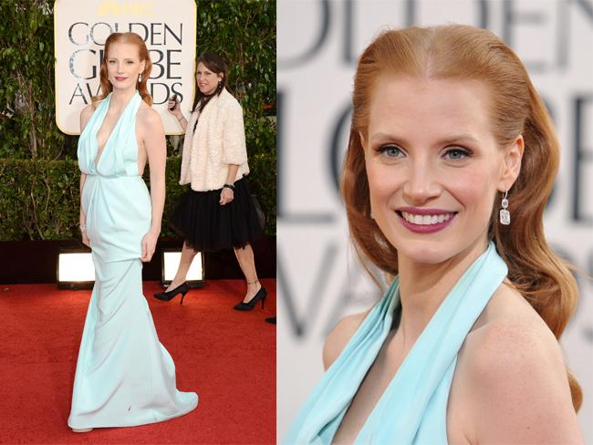 Jessica Chastain. Picture: Getty Images