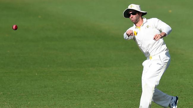 Phil Hughes' leadership qualities will be on display in Townsville this week.