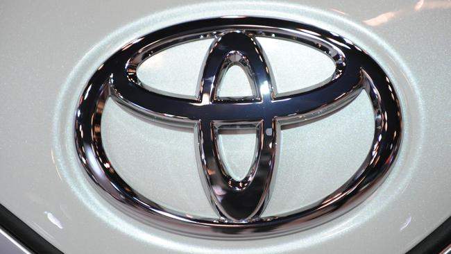 Toyota models have also been recalled due to the dangerous airbags. Picture: AFP/Stan Honda
