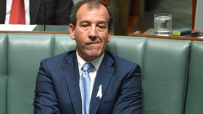 "Mr Brough has apologised for the ""confusion"". Picture: AAP Image/Mick Tsikas"