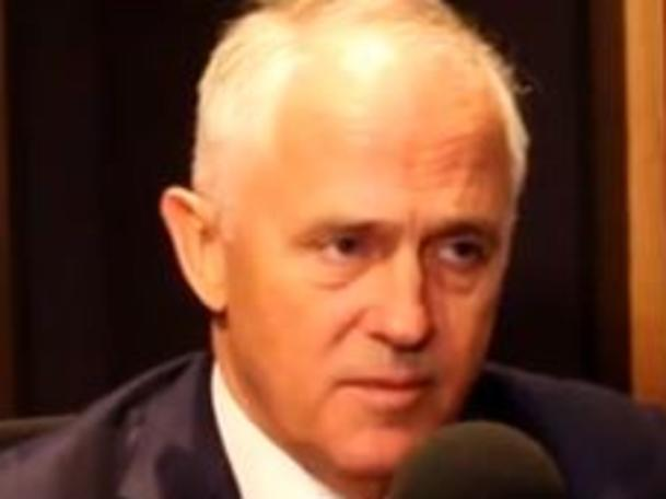 Turnbull's private chat with Abbott