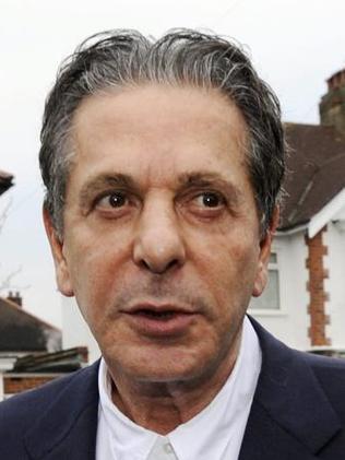 Charles Saatchi, former husband of Nigella Lawson.