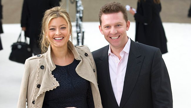 Holly Valance and Nick Candy are splashing out on a Californian wedding in September. Picture: AP