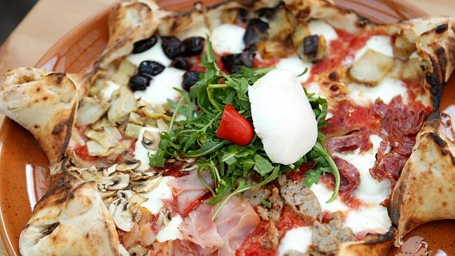 Napoli Nel Cuore's wood-fired pizza ticks all the right boxes.
