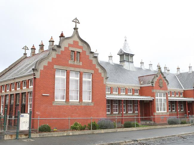 St. Alipius primary school in Ballarat where many boys were molested.